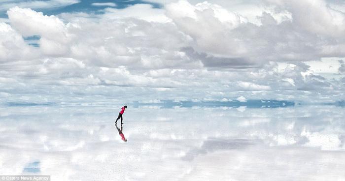 соляное озеро в боливии 3 (700x368, 77Kb)