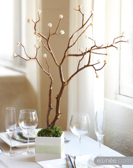 Декоративное дерево своими руками фото