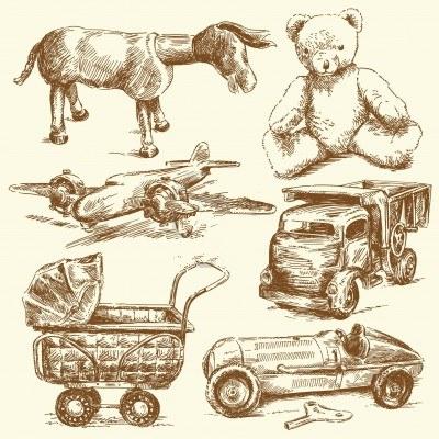 13962175-antique-toys-original-hand-drawn-collection (400x400, 133Kb)