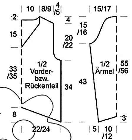 меланжевый пуловер2 (448x474, 25Kb)