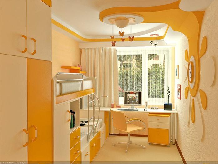 Продумывая интерьер детской комнаты для маленькой принцессы, многие под властью стереотипов отдают предпочтение...