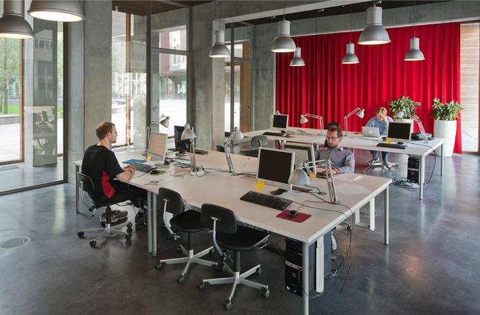 студенческое общежитие в Копенгагене фото 8 (700x460, 117Kb)