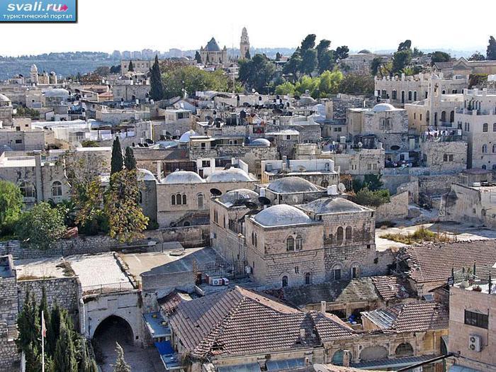 краткий обзор город давида в иерусалиме один