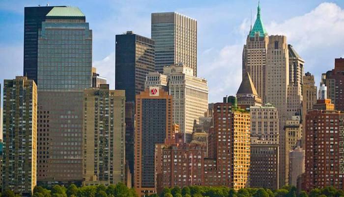 отель Марриотт Нью-Йорк (700x401, 54Kb)