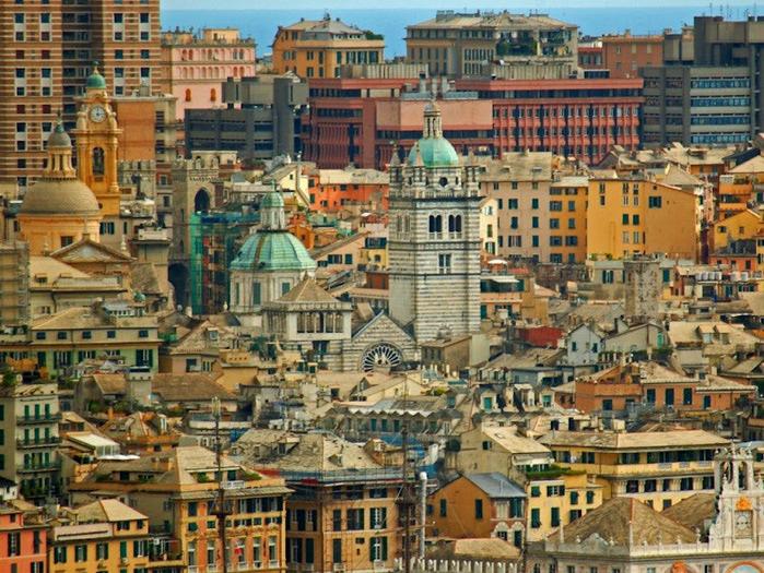 Генуя - мечта поэта: часть 4-Улочки 73502