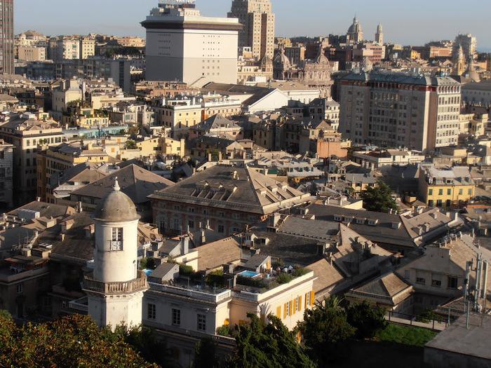 Генуя - мечта поэта: часть 4-Улочки 57015