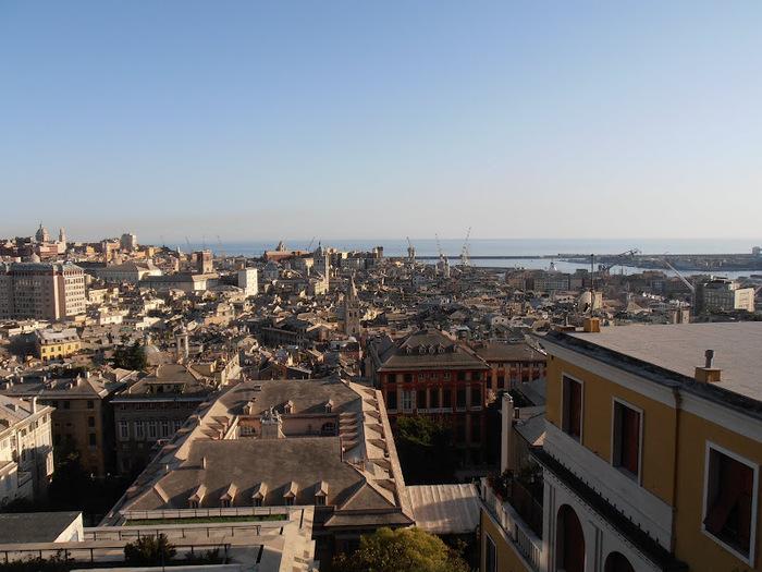 Генуя - мечта поэта: часть 4-Улочки 63470