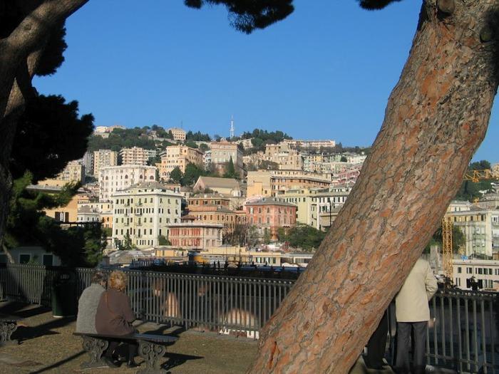Генуя - мечта поэта: часть 4-Улочки 56306