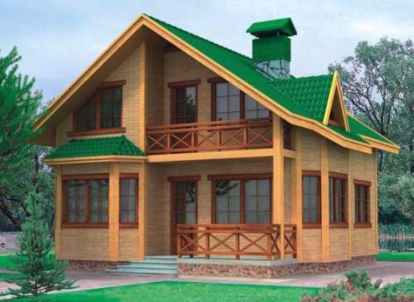 деревянный дом (599x436, 48Kb)