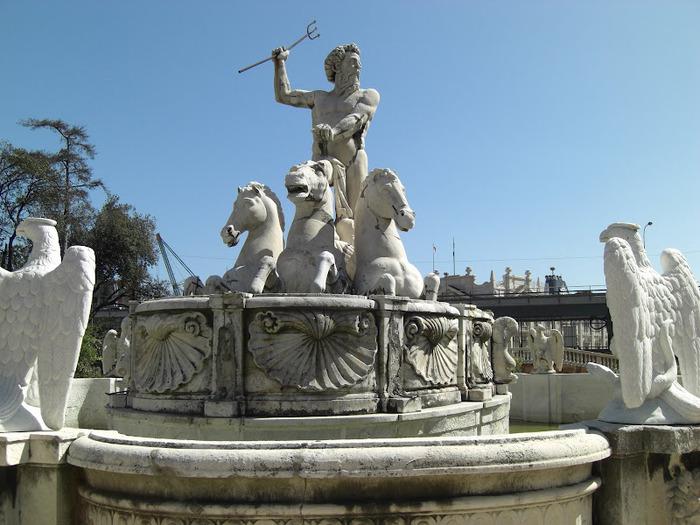 Генуя - мечта поэта: часть 4-Улочки 86052