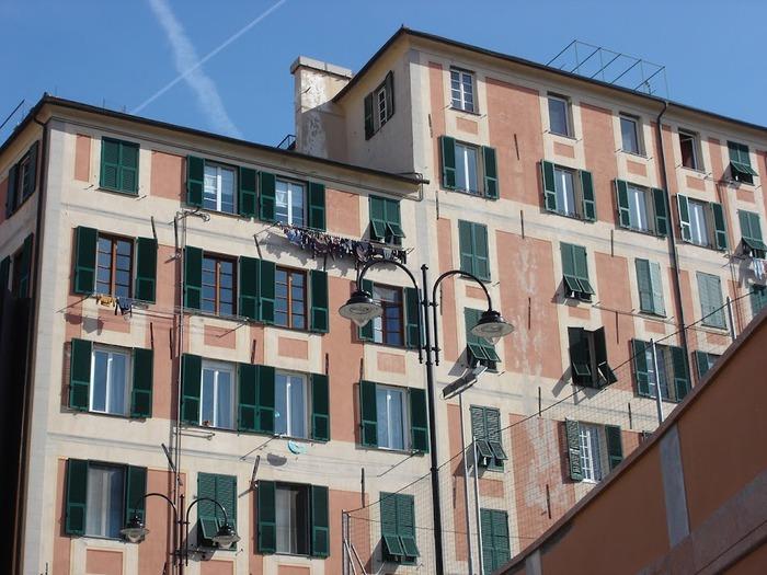 Генуя - мечта поэта: часть 4-Улочки 66374