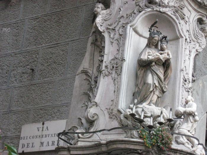 Генуя - мечта поэта: часть 4-Улочки 15693