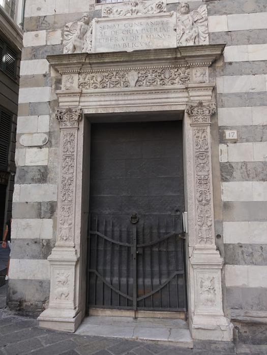 Генуя - мечта поэта: часть 4-Улочки 22511