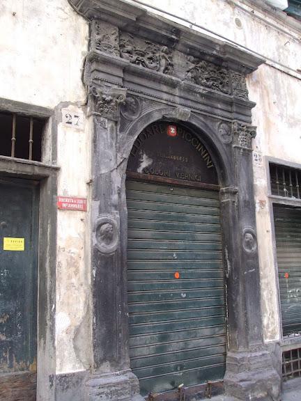 Генуя - мечта поэта: часть 4-Улочки 23775