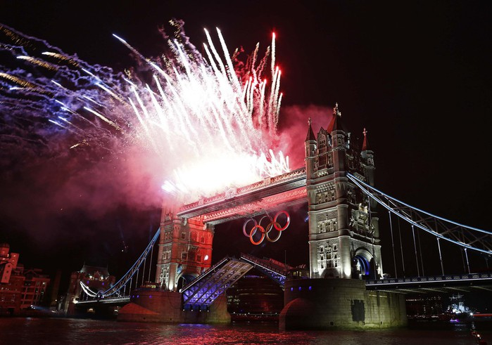 Телевизионные трансляции XXX Олимпийских игр в Лондоне стали