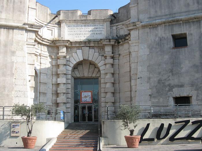 Генуя - мечта поэта: часть 4-Улочки 26716