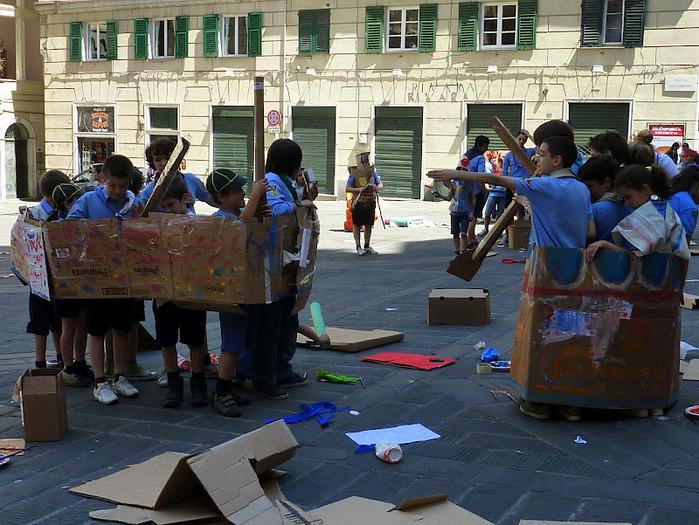 Генуя - мечта поэта: часть 4-Улочки 77743