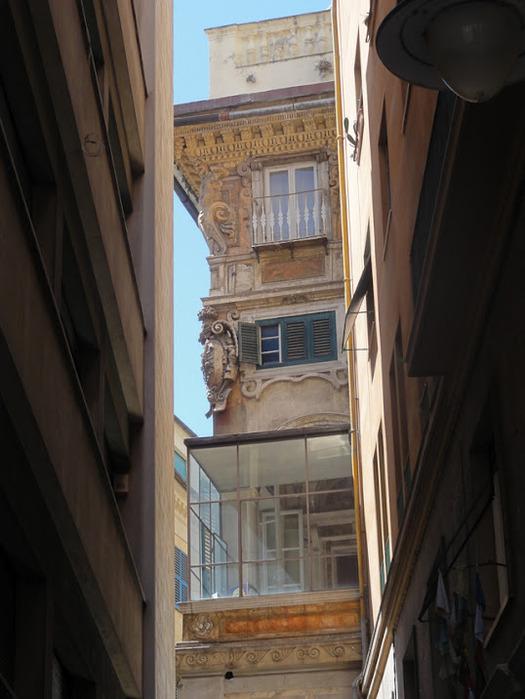 Генуя - мечта поэта: часть 4-Улочки 62505