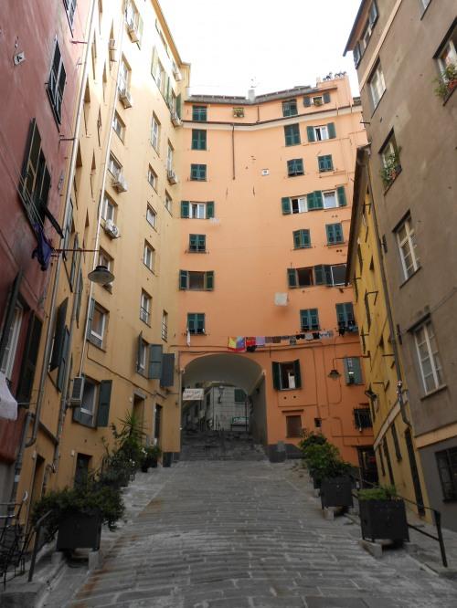 Генуя - мечта поэта: часть 4-Улочки 81683