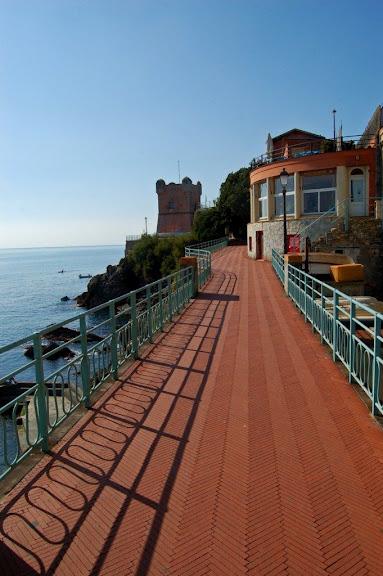 Генуя - мечта поэта: часть 4-Улочки 70149