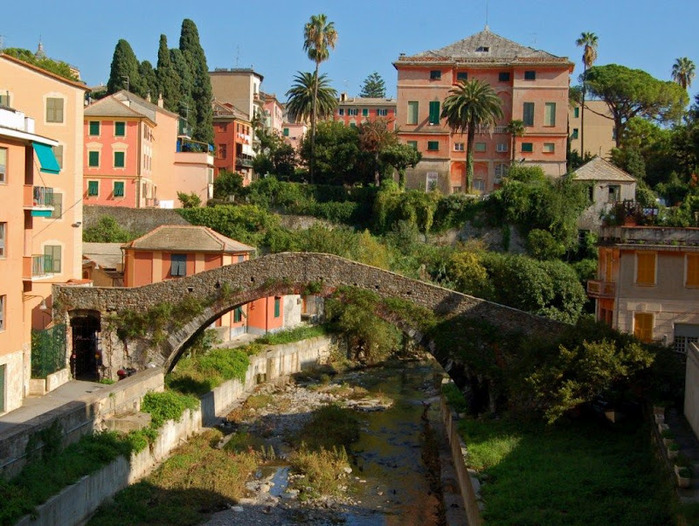 Генуя - мечта поэта: часть 4-Улочки 80700