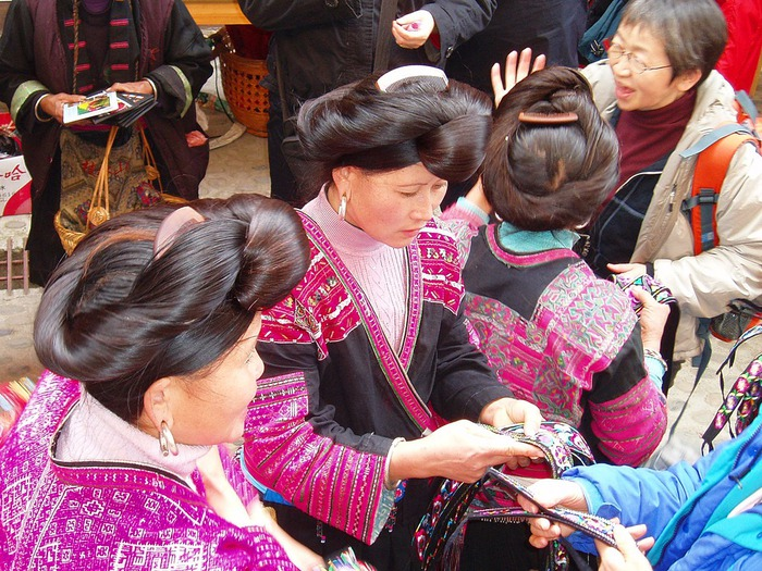 девушки народа яо китай 5 (700x525, 183Kb)