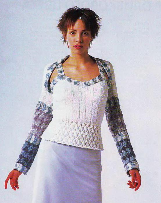 Золушка вяжет 164-2005-04 Спец выпуск Модели Франции_23 (554x700, 53Kb)