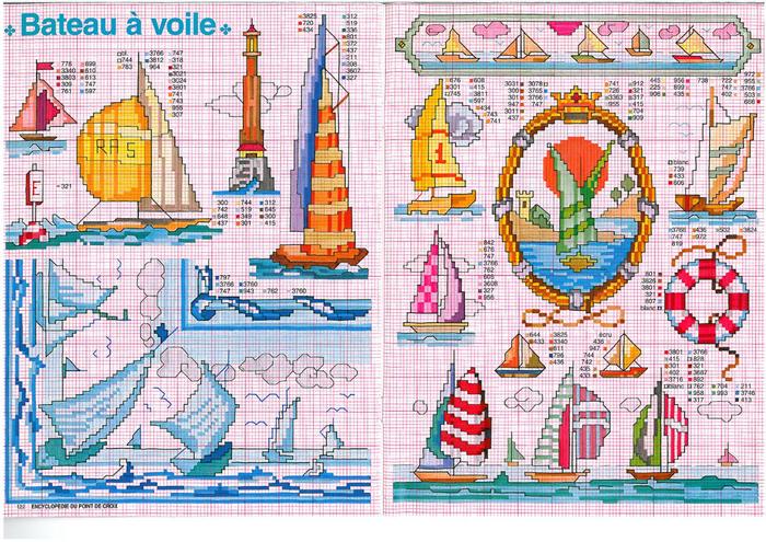 кораблики (700x495, 633Kb)