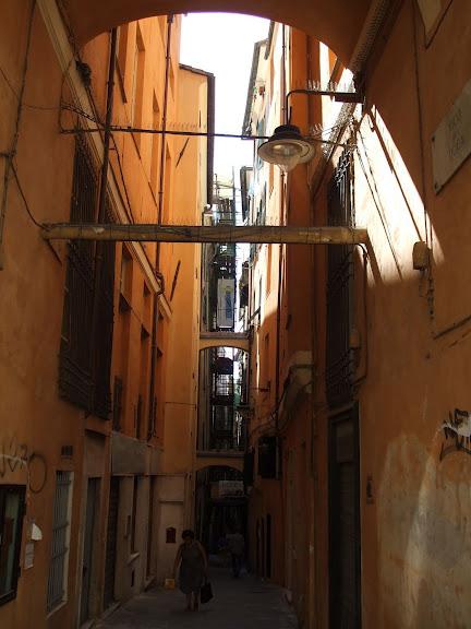 Генуя - мечта поэта: часть 4-Улочки 42078