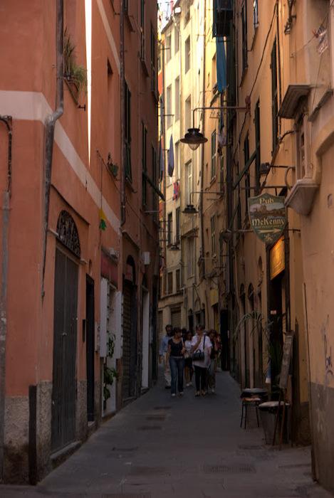 Генуя - мечта поэта: часть 4-Улочки 15361