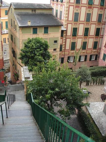 Генуя - мечта поэта: часть 4-Улочки 52203