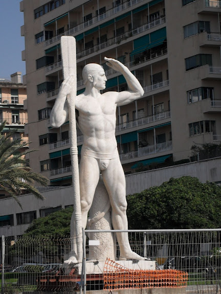 Генуя - мечта поэта: часть 4-Улочки 24681