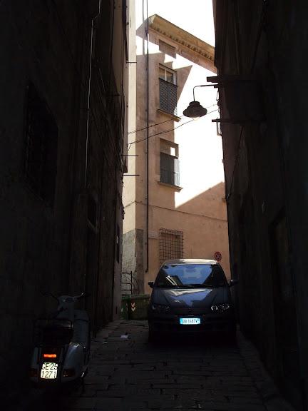 Генуя - мечта поэта: часть 4-Улочки 32681