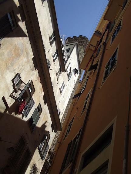 Генуя - мечта поэта: часть 4-Улочки 97710