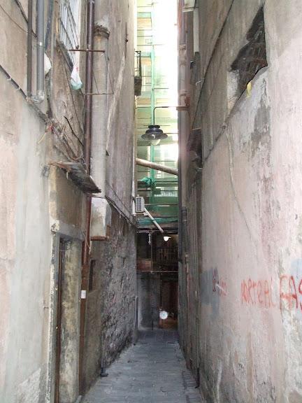Генуя - мечта поэта: часть 4-Улочки 93691