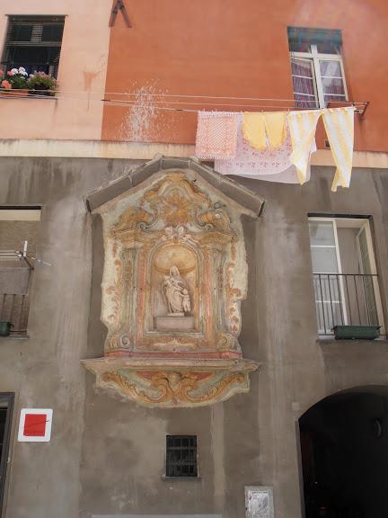 Генуя - мечта поэта: часть 4-Улочки 73158