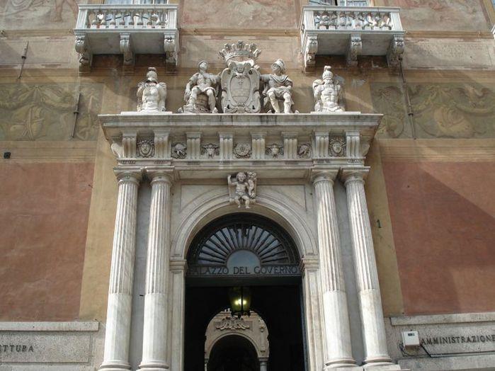 Генуя - мечта поэта: часть 4-Улочки 34516