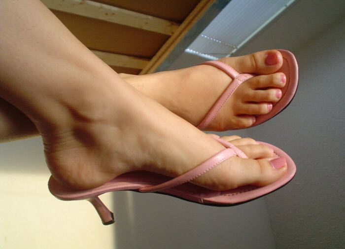 Любительское фото женских ног 38797 фотография