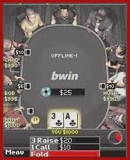 Вторичный банк покер холдем