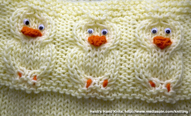 Easy Knitting Patterns Baby