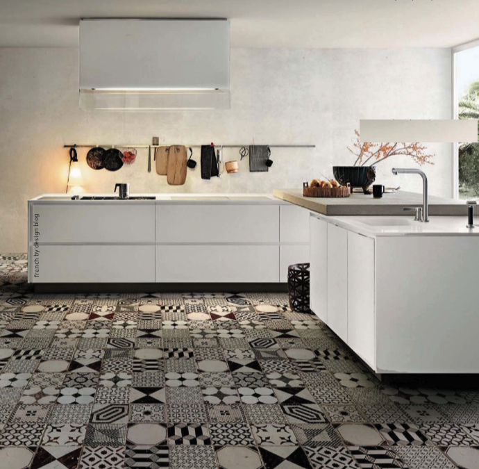 kitchen love frenchbydesign ideat (690x675, 390Kb)