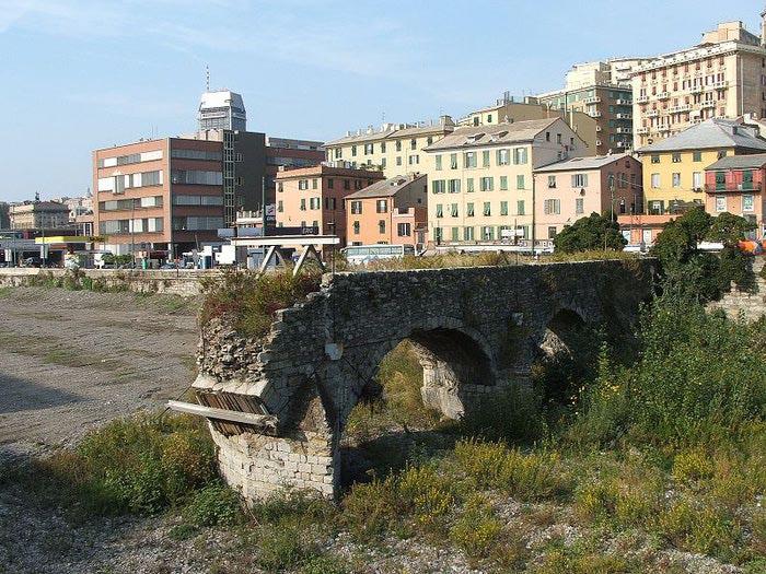 Генуя - мечта поэта: часть 4-Улочки 88477