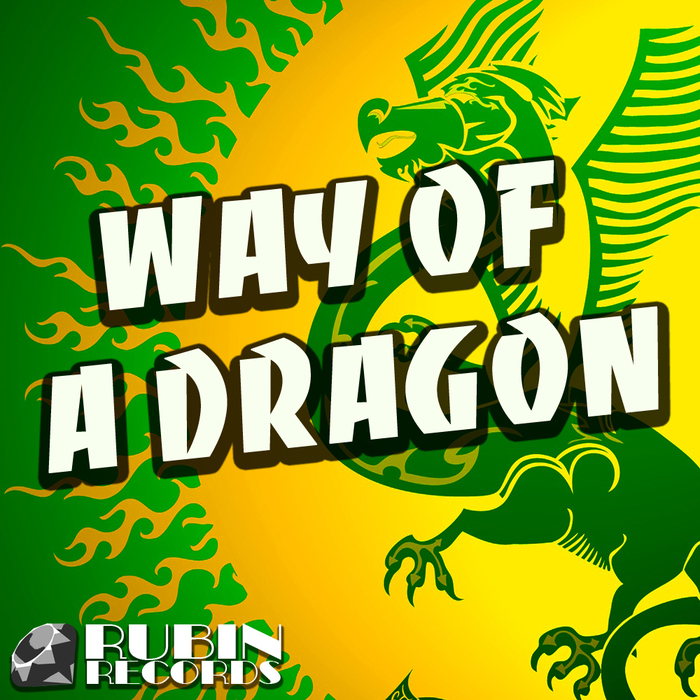 RUBrec010. Sergey Oblomov - Way of a Dragon (Original mix) [Tech House] (700x700, 471Kb)