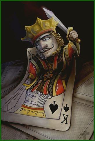 Где покер