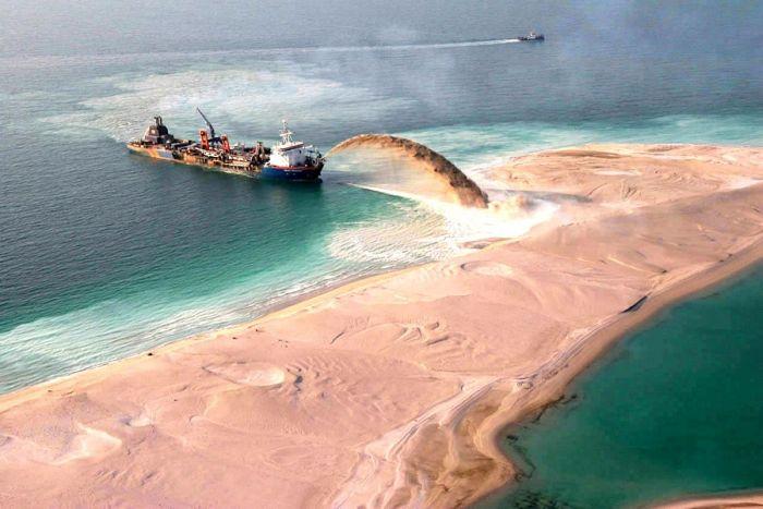 искусственные острова фото 4 (700x467, 53Kb)