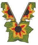 Превью Подсолнухи на блузу совмещение скрин (369x428, 66Kb)