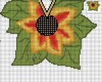 Превью Подсолнухи на блузу центр (700x560, 421Kb)