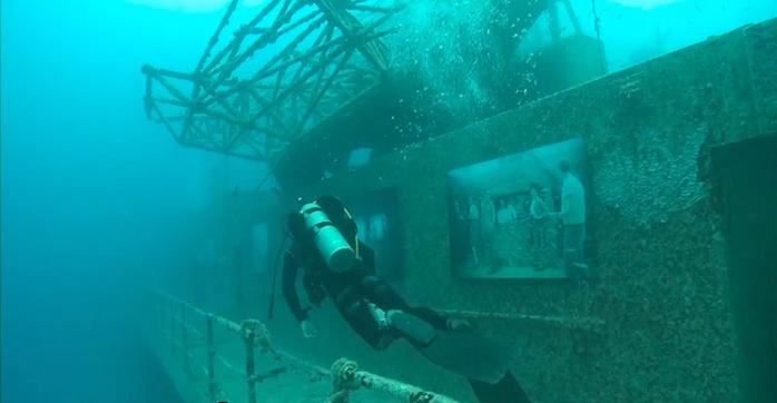 подводная фотография дайвинг 1 (700x362, 155Kb)