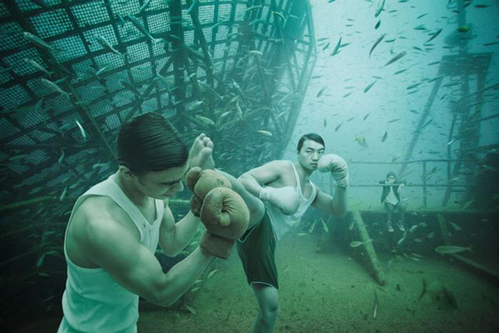 подводная фотография дайвинг 3 (700x466, 264Kb)