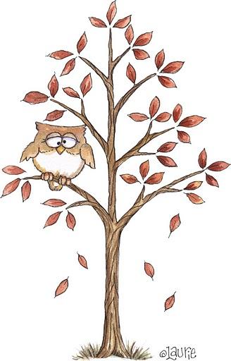 Fall_Tree_Owl (328x512, 41Kb)